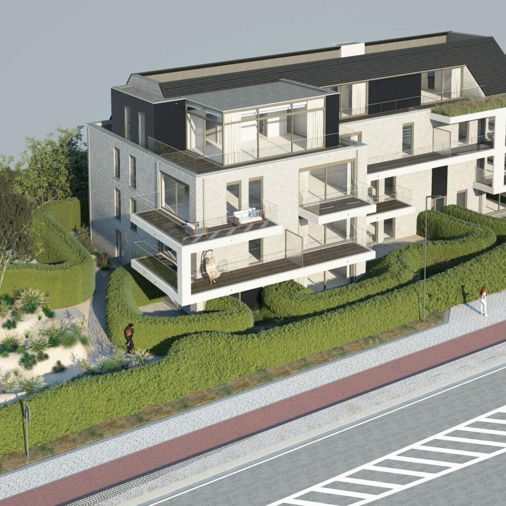 Appartement Middelkerke